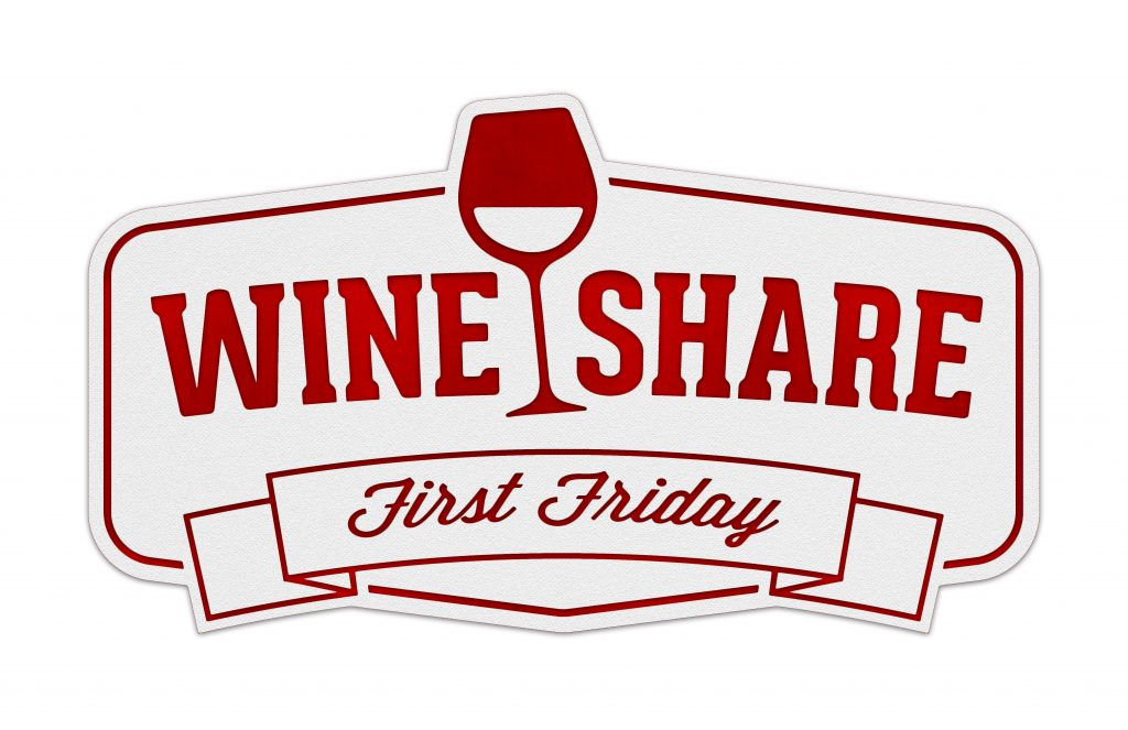 First Friday Wine Share Logo
