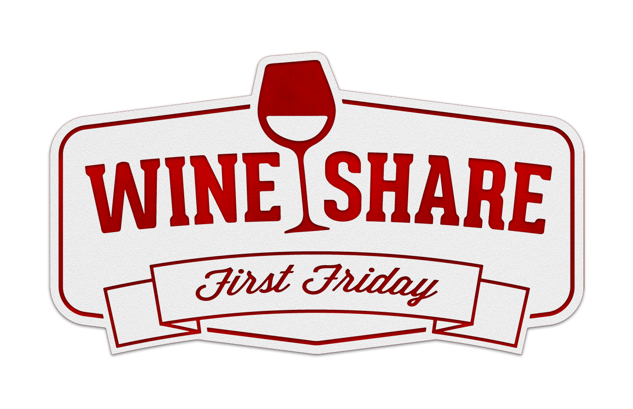 First Friday Wine Share