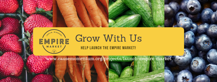 Empire Market grow with Us
