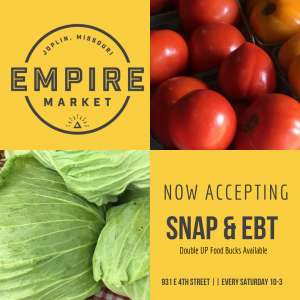 Empire Market SNAP graphic